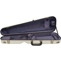 Bobelock 1027F Arrow Fiberglass Violin Case